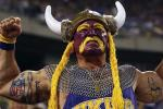 Vikings' LB Wants Fans to Be 'Super-Duper Drunk' for Bears Game