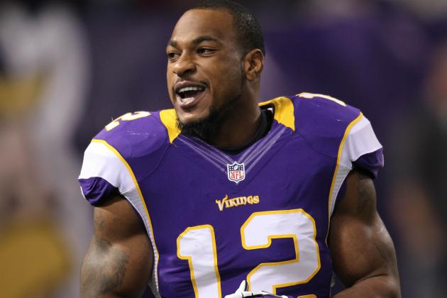 Is Percy Harvin's season over? 'Hard to say,' Vikings coach says