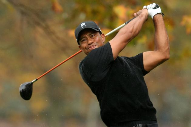 Tiger Woods Is Yahoo's Most-Searched Athlete of 2012