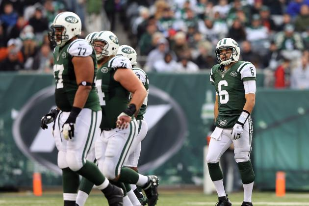Back to the Future as Rex Ryan Names Mark Sanchez as Starter for New York Jets