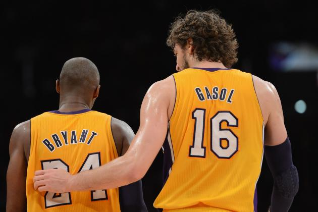 Pau Gasol Not Adjusting to D'Antoni's System,  Should the Raptors Swoop In?
