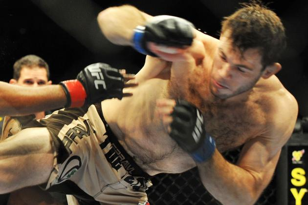 Forrest Griffin out of UFC 155 with Knee Injury