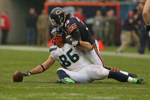 Bears Weekly Progress Report: Defense Fending off Injuries, Fatigue in Week 14