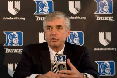 White, Duke Agree to Contract Extension