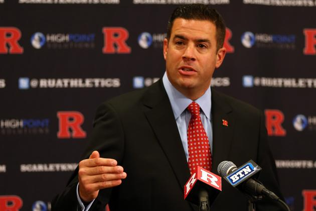 Rutgers Sues Big East Over Exit Fee, Waiting Period