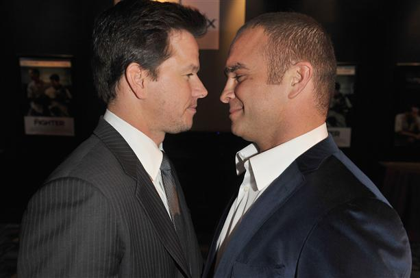 Mark Wahlberg Wants to Fight Tie Domi in a Boxing Match (VIDEO)