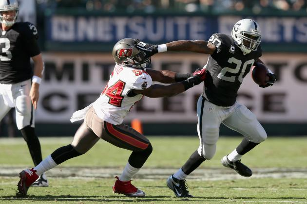 Raiders Hopeful McFadden Will Return