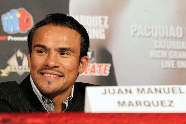 Pacquiao vs. Marquez: Win Would Launch Dinamita to New-Found Superstardom