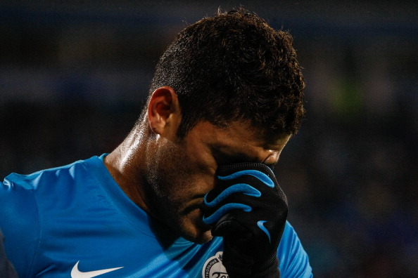 Brazilian Star Hulk Trapped at Zenit St Petersburg by FIFA Regulation