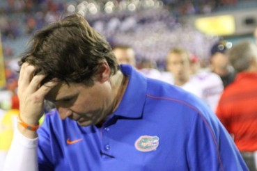 Muschamp Snubbed by Coaching Award: Florida Gators Football