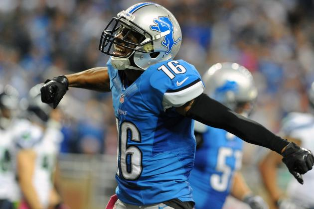 Lions Coach Jim Schwartz Says Titus Young Sr. Will Have Knee Surgery