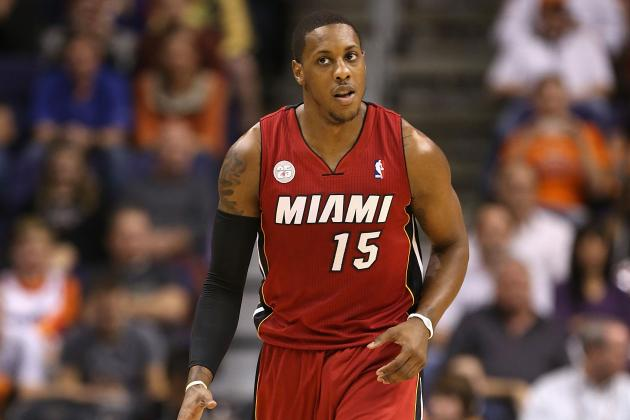Mario Chalmers Injury: Updates on Heat Guard's Finger