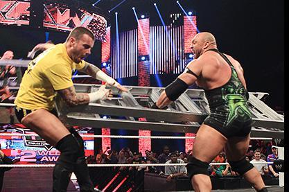 WWE Needs to Go Old School After CM Punk Injury Changes TLC PPV