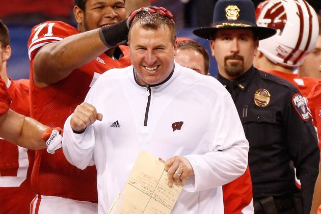Wisconsin Football: Bret Bielema's Loyalty Is Worth $610,000