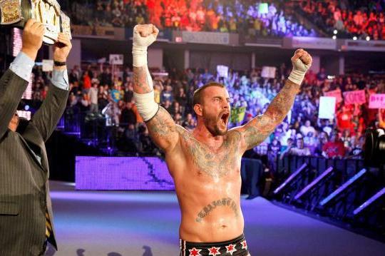 CM Punk Passes John Cena's Title Reign, Cena Comments