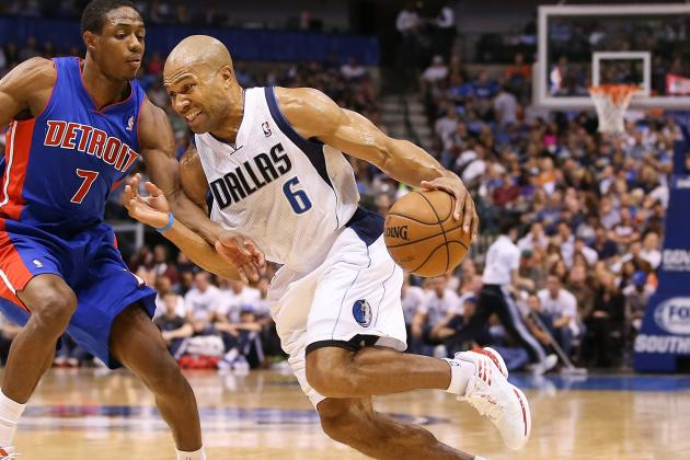Derek Fisher Determined to Earn Mavs' Respect