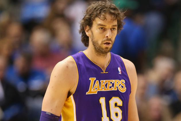 Scapegoat Pau Gasol Deserves Better Than Lakers Have Shown Him