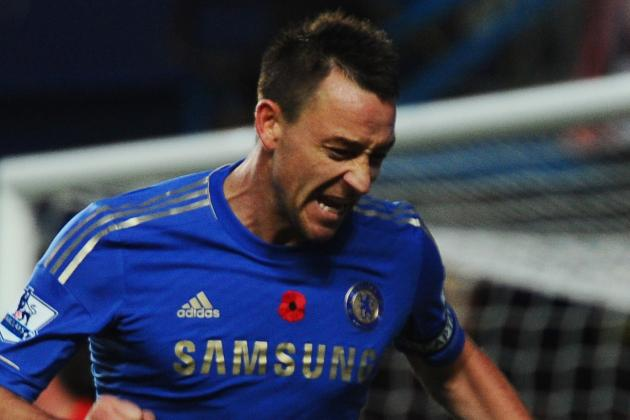 Chelsea's John Terry Slams Results as 'Simply Not Good Enough'