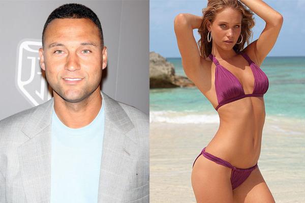 Derek Jeter Reportedly Rekindles Romance with Model Hannah Davis