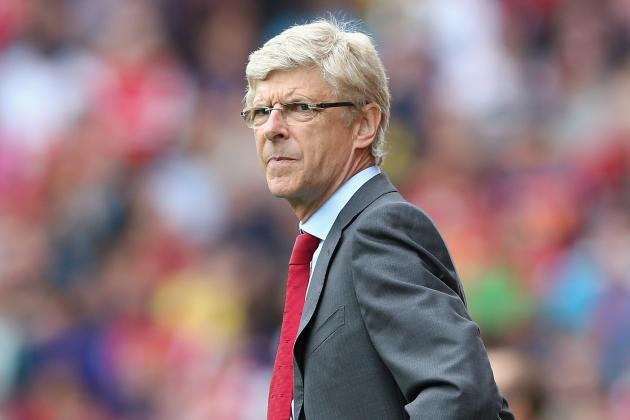 Wenger Furious at Officials as Arsenal Go Down 2-1 in Greece