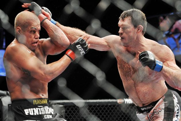 UFC 155: Forrest Griffin Injury Another Horrible Blow to Once-Stacked Mega-Card