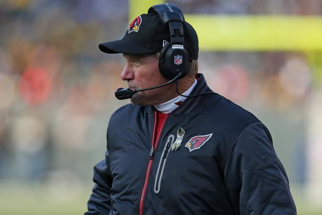 Arizona Cardinals Coach Ken Whisenhunt Not the Man to Fire