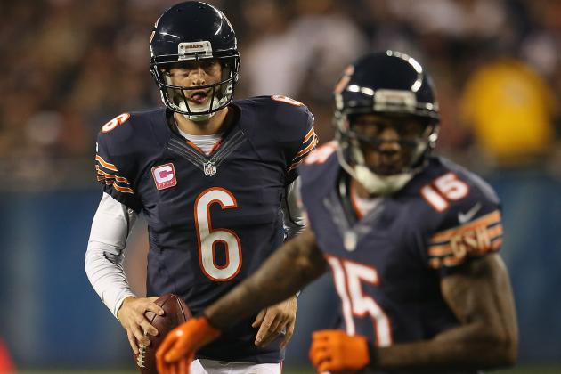 Jay Cutler Says Offense Will Continue to Run Through Brandon Marshall