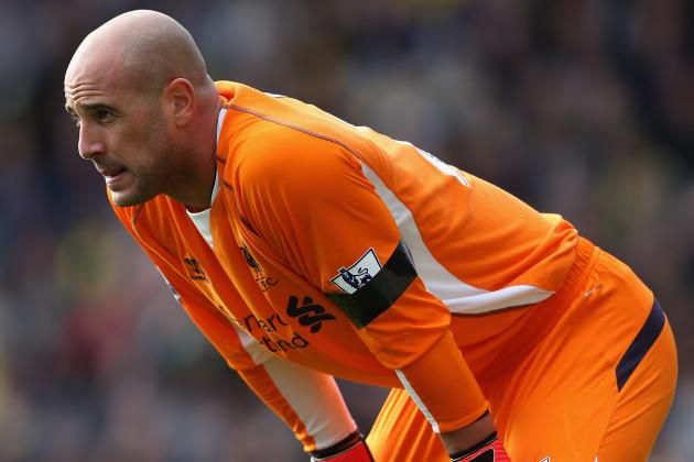Rodgers Rejects Reina Sale Talk