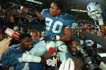 Barry Sanders Subject of New NFL Documentary