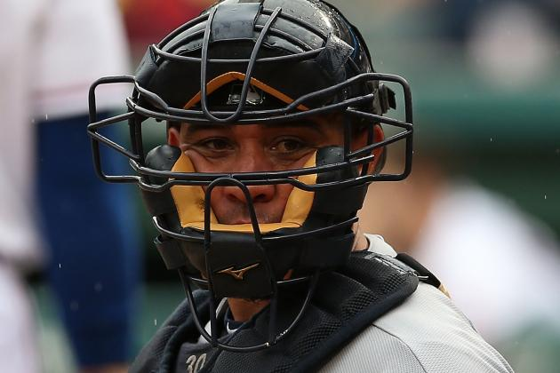 Olivo Tops Mets' Free-Agent Catcher List