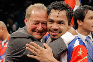 Arum, One of Boxing's Most Powerful Promoters, Still Hustling