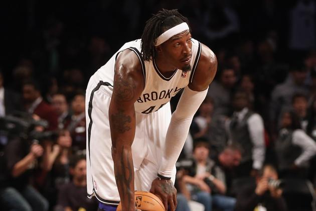 Nets' Gerald Wallace Fined $5K for Second Flop
