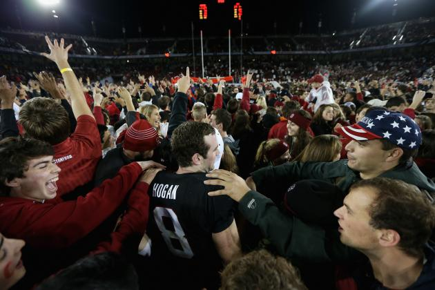 Stanford Announces Rose Bowl Allocation Sellout