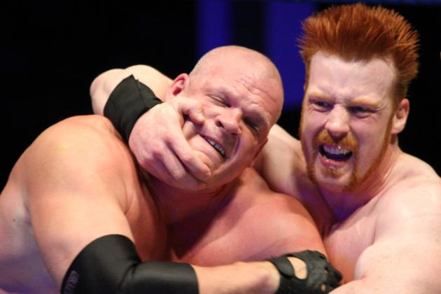 WWE TLC:  Why Sheamus Needs to Be Kept Away from the Title