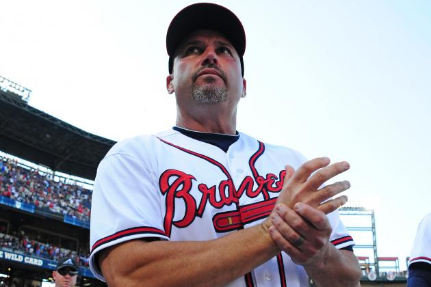 Braves Extend Manager Fredi Gonzalez