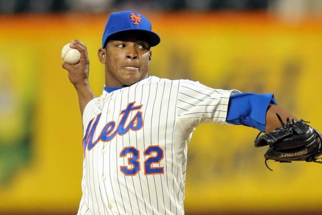 Mejia in Rotation If Dickey Dealt