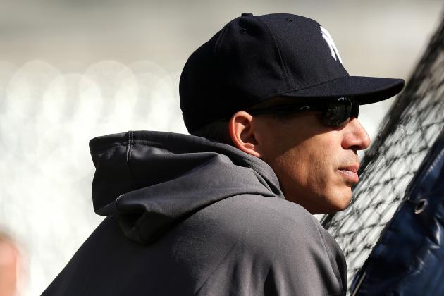 Yankees Manager Joe Girardi on Red Sox: 'They've Improved Their Club'