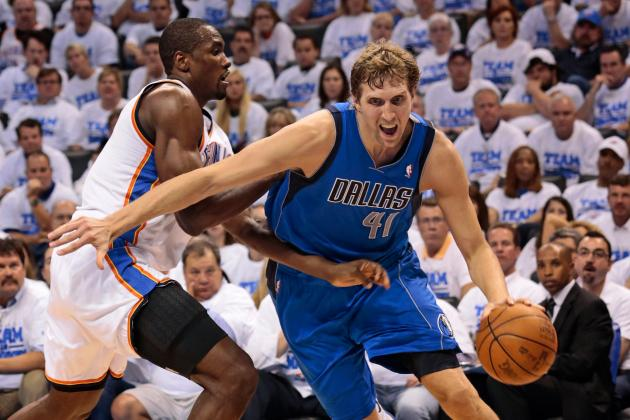 Does Dirk Nowitzki Make the Dallas Mavericks a Contender When He Returns?