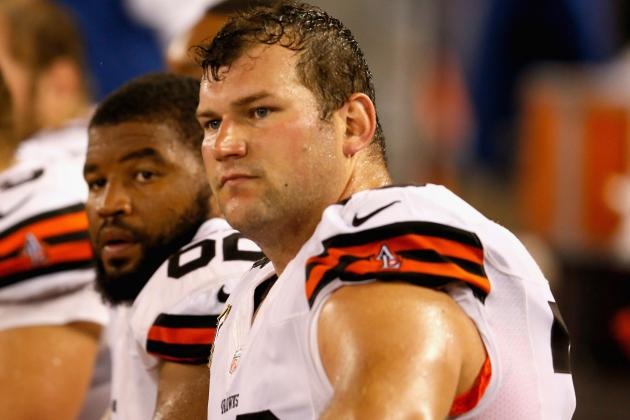 Browns' Joe Thomas Blasts Peyton Hillis