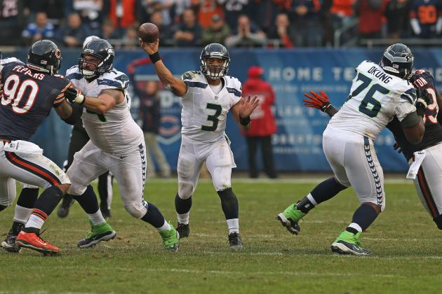 Russell Wilson's Late Heroics Help Make Him Offensive Player of the Week