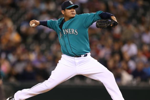 Report: Felix Hernandez Extension Very Unlikely This Winter