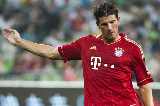 Match Report: Bayern 4-1 BATE Borisov