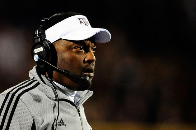 Sumlin, Muschamp Co-Coaches of the Year