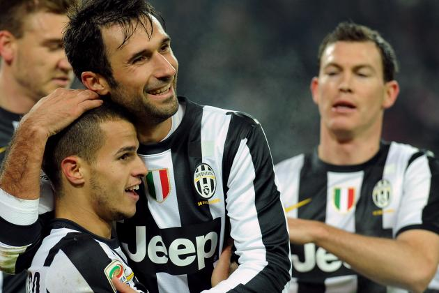 Juventus End Shakhtar Donetsk's Emphatic Home Run to Top Group E