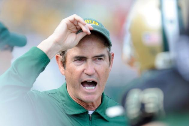 Meet the Best Coach You Never Heard Of, Baylor's Art Briles