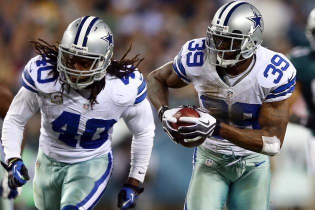 Cowboys Lagging on INTs Despite New Cornerbacks