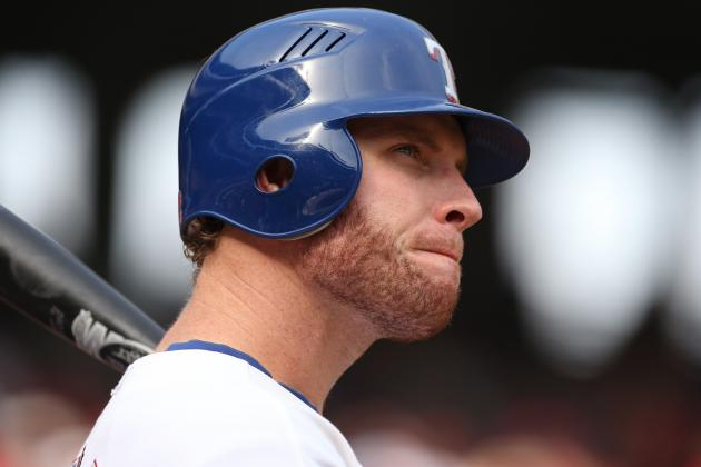 Josh Hamilton Rangers Rumors: How Signing Their Star Would Impact Offseason Plan