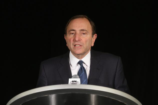 NHL Lockout: Why the NHLPA Must Give in to Gary Bettman's Demands to Save Season