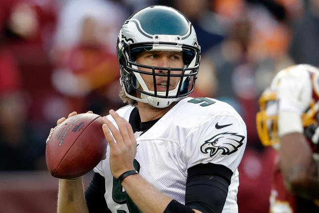Nick Foles Ready for Life as Starting Quarterback