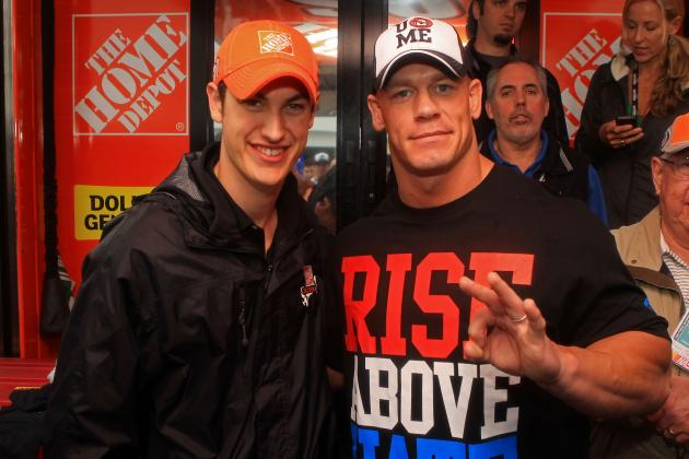 Backstage News on the A.J. Lee and John Cena Storyline, Its Future